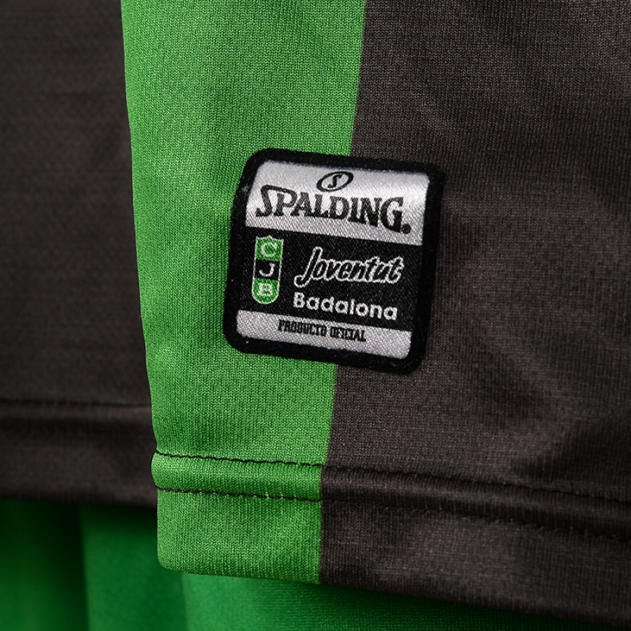 Samarreta oficial verd-i-negre