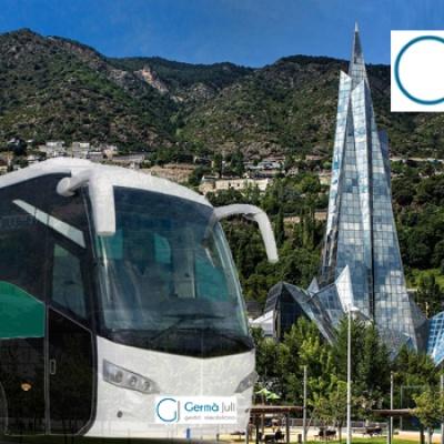 Germà Juli organitza un autocar per anar a Andorra