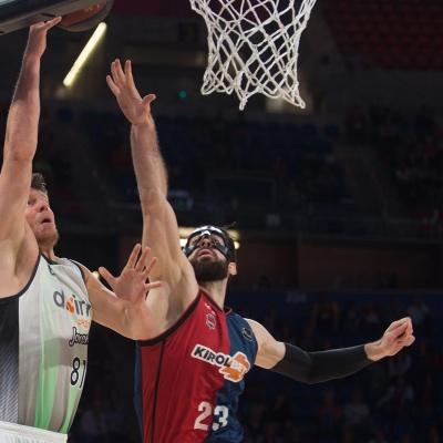 Harangody, al Buesa Arena / ACB Photo: A. Bouzo