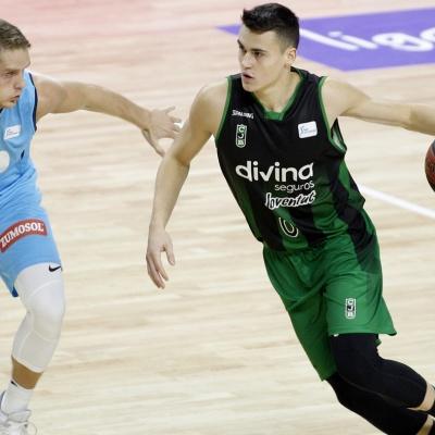 Neno Dimitrijevic contra el Movistar Estudiantes / ACB Photo