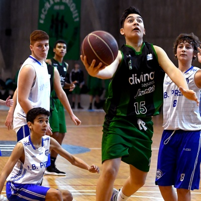 Basket base del Club / Foto: David Grau