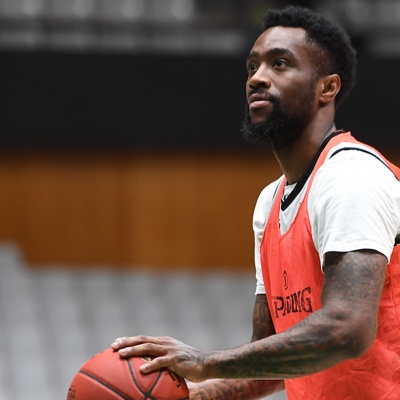 Tony Wroten, en un entrenament