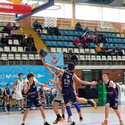 El Infantil A, en la Minicopa / ACB Photo