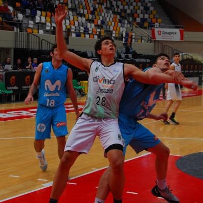 El Júnior A, en els Campionats d'Espanya / Foto: Miki Forniés