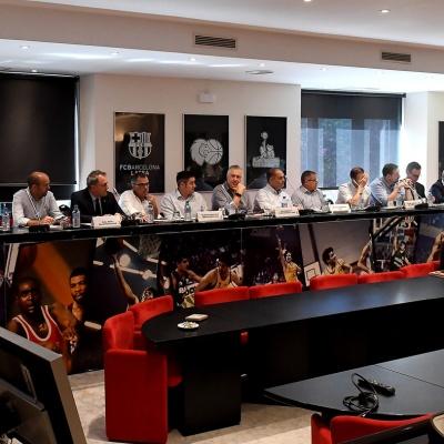 Assemblea General Ordinària de l'ACB / ACB Photo: David Grau