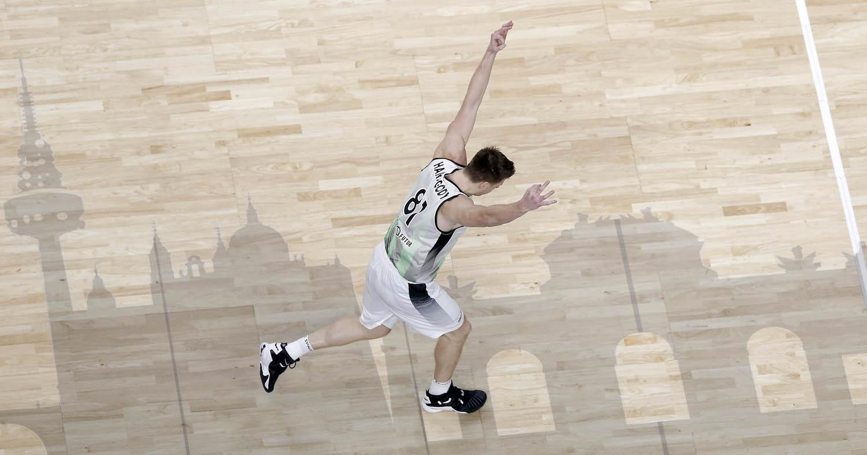 Luke Harangody, en la Copa 2019 / ACB Photo