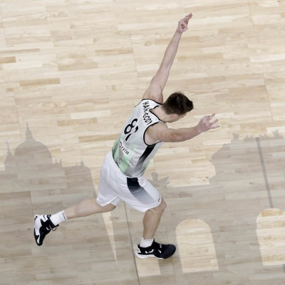 Luke Harangody, a la Copa 2019 / ACB Photo