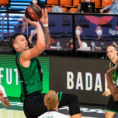 Alen Omic contra l'Unicaja / ACB Photo