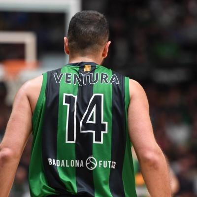 Albert Ventura, contra el Barça